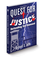Quest for Justice Cover