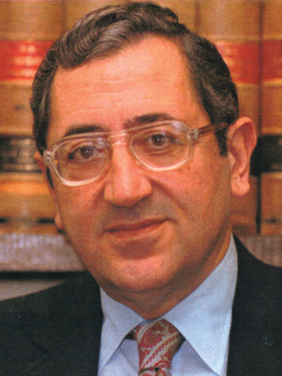 Frank Haddad, Jr. Photo